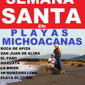 SEMANA SANTA PLAYAS MICHOACANAS