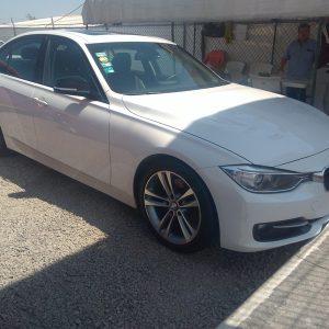 BMW 328, 2014